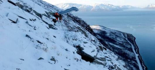 Skal utløyse kontrollerte snøskred mellom Tyin og Årdal
