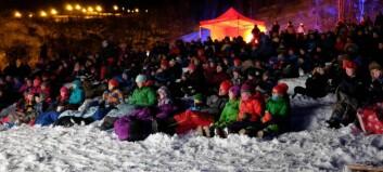 Over 1000 besøkte Snøfilm