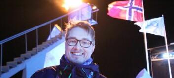 Årdøl arrangerar Norge sitt fyrste Ungdoms-OL på Lillehammer