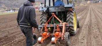 Framleis stor avstand i jordbruksoppgjeret