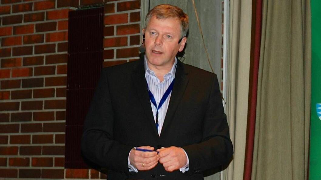 UTFORDRINGAR: Jan Heggheim tek utfordringane til fylkeskommunen i denne kronikken. Foto: Arkiv.