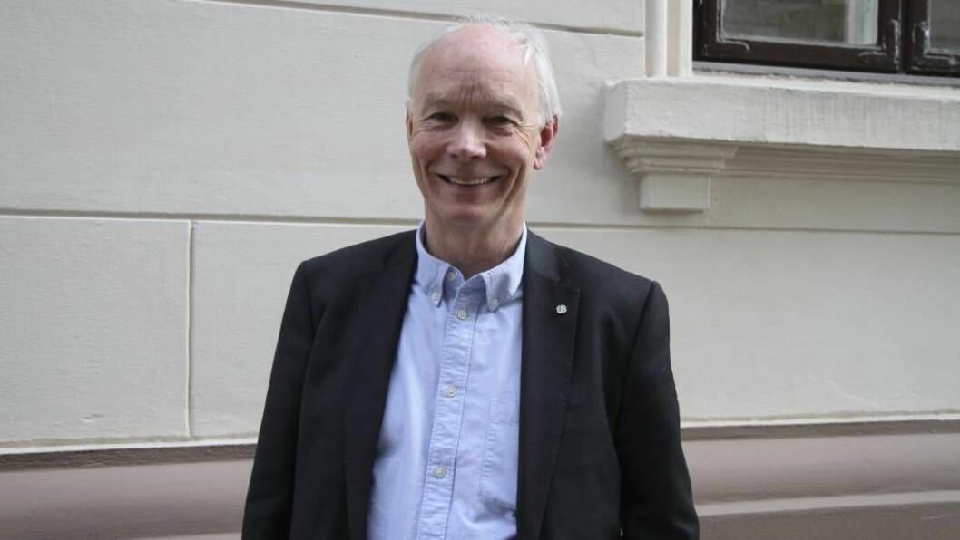 VEKK MED KVIKKAS: – Det er langt frå rimeleg at staten skal betale for ein jobb som ikkje blir gjort, seier Per Olaf Lundteigen (Sp).Foto: Marianne Å. Friess / NPK