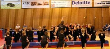 Sjå biletserie og video frå Barneturnstemne i Årdal