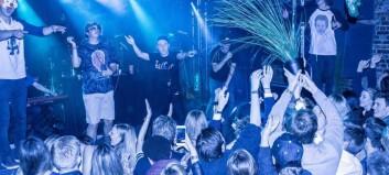 Lokal rap klar for Jordeplerock