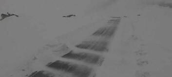 Glatt i fjellet – trafikkuhell på Filefjell