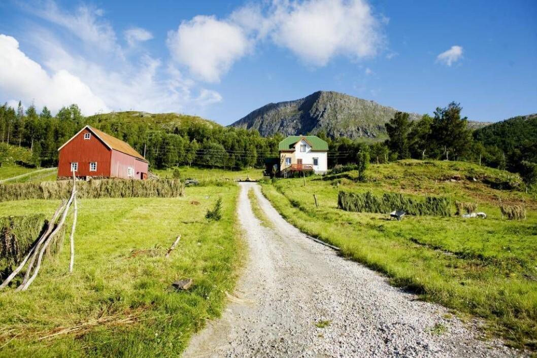 BYGD NED:Sogn og Fjordane Bygdekvinnelag meiner at altfor mykje vert bygd ned. Illustrasjonsfoto