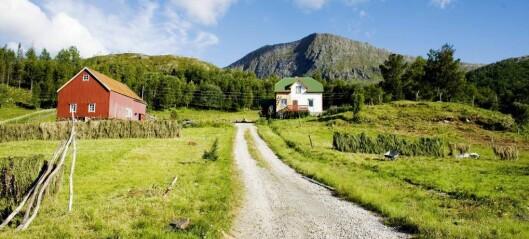 Dårleg nytt for jordbruket på Vestlandet