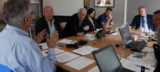 Regionrådet med full prioritering på Hemsedalsfjellet