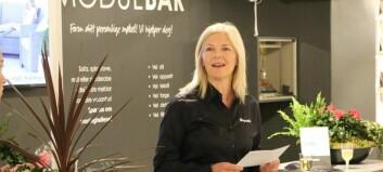 Opna ny møbelbutikk i Øvre Årdal