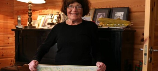 Tindekvinna som klatra alle 2000-meterstoppane i Noreg
