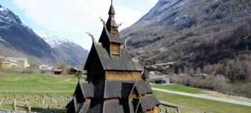 Borgund stavkyrkje til topps i internasjonal kåring