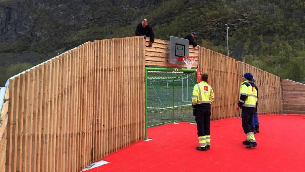 FLINKE SØKJARAR: Berre Nord-Trøndelag søkjer om meir spelemidlar enn Sogn og Fjordane. Det syner at vilja er stor i vårt fylke. Foto: Ina Eirin Eliassen.