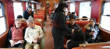 Flåmsbana og Kongevegen er på topp ti-lista til fylkesordføraren