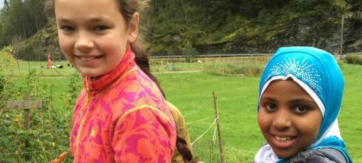 Frivillige i Sogn og Fjordane samarbeider om integrering