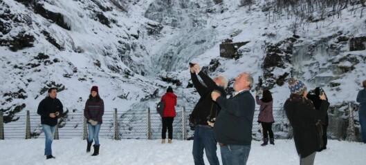 Snøforholda kan påverke vinterturismen
