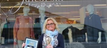 «Jålebroki» vann pris for beste firmanamn