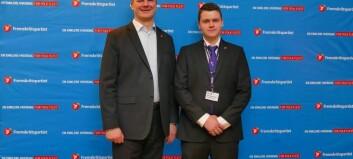 Morten fekk møte samferdsleministeren