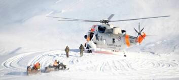 Røde Kors styrkar vinterberedskapen i Sogn med kursing i fjellet