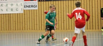 Sjå KM i futsal direkte frå Årdalshallen søndag