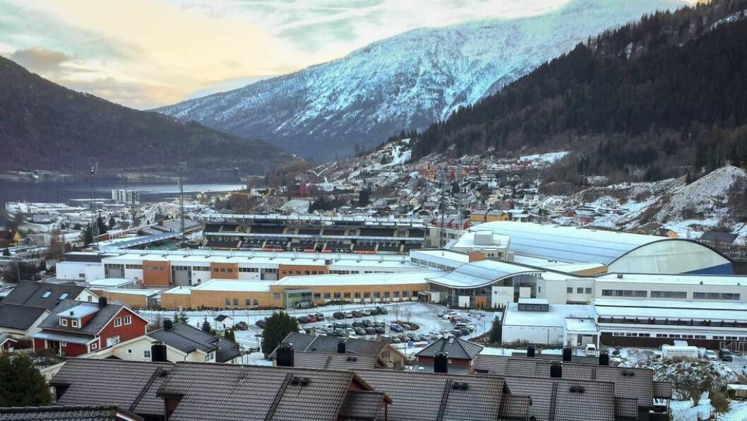 NYETABLERING: Det har kome éi nyetablering i Sogndal den siste veka.