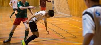Over 3000 har fått med seg futsalfesten i Årdalshallen