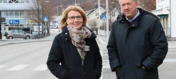 Dei går med tankar om spennande bustadprosjekt i Årdal