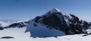Noregs eldste is funnen i Jotunheimen