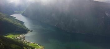 Denne utsikta er ein del av Nordens finaste fotturferie