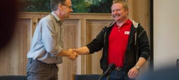Røde Kors signerte beredskapsavtale med kommunen