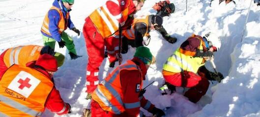 Faren for snøskred er stor: – I dette vêret er ingenting trygt