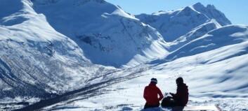 Klimaet kler av skianlegga