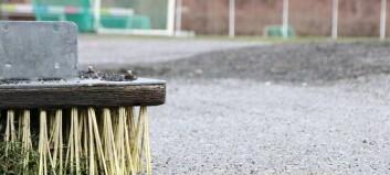 Ansvarleg handtering av gummigranulat, kunstgrasbaner og miljø