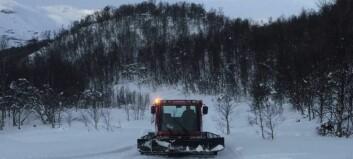 Melder om svært gode skitilhøve rundt Gramstølen