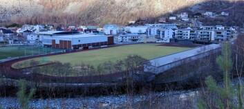 – Ei oppgraderinga av Jotun stadion vil bety mykje for lokalsamfunnet