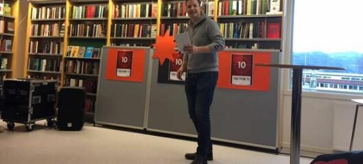 Nynorsk leseaksjon på turné i Sogn og Fjordane