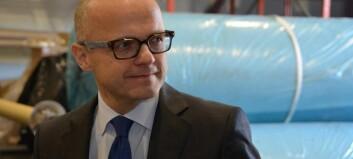 Ministeren svarar Høl: – Forsmak på valkampen