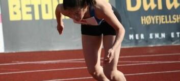 Trudde ho var i 200-meterfinalen, så kom sjokket: – Grusomt