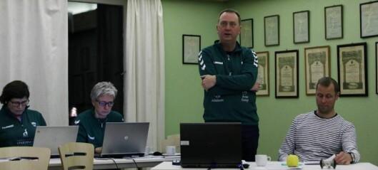 Ser på utvida samarbeid for å styrke handballen