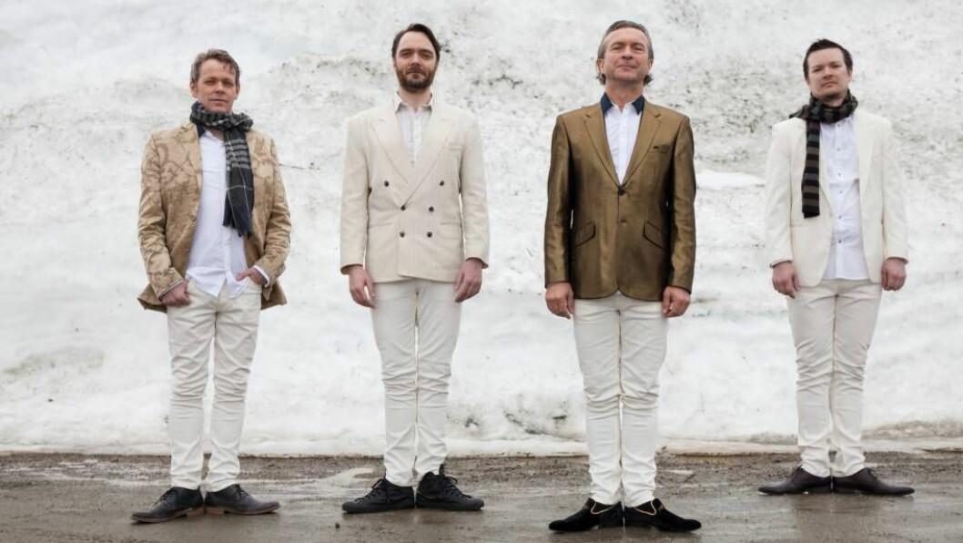 ALLSIDIGE: Good Time Charlie spelar fem konsertar i Årdal og Lærdal frå fredag til måndag med vidt spenn i publikumstilfanget. Foto: Oddleiv Apneseth