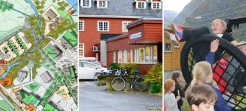 Om planar og prosjekt i Lærdal