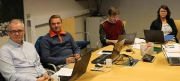 Lukkarmøte om budsjettet i Lærdal: – Ikkje greitt