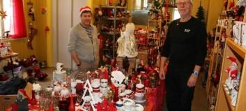 Håpar på langt over 1000 årdøler når julegrana blir tent