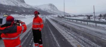 Brøytelys skal hjelpa på vinterregulariteten