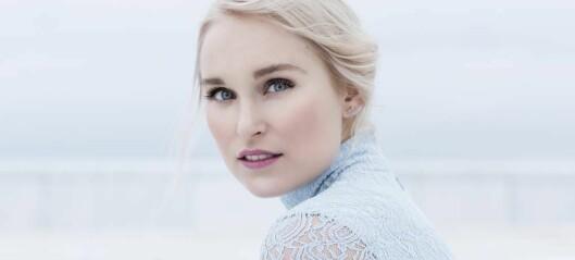 Låten hennar kan bli ein del av nordmenns juletradisjon