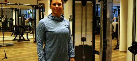 Ramona tek over Årdal Gym