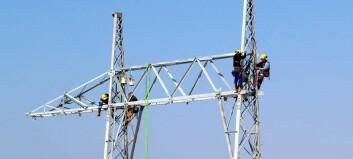 Noregs største kraftleidningsprosjekt ferdigstilt