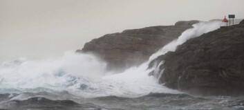 Norsk vêrvarsling i 150 år