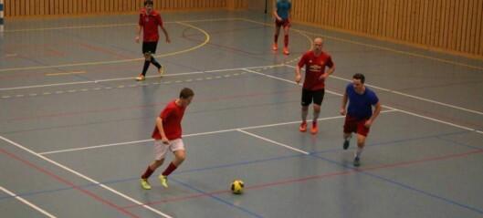 Den tradisjonsrike fotballturneringa i Lærdal