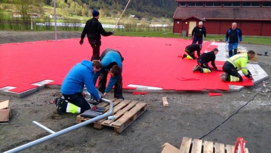 REKORD:Fylkeskommunen har godkjent spelemiddelsøknadar om til saman 211 millionar. Søknadssummen har aldri vore høgare, og i 2014 var summen på 124 millionar.Foto: Ina Eirin Eliassen.