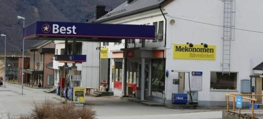 Nytt selskap tek over drifta av bilverkstaden